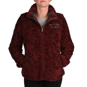 Pendleton Ladies' Fuzzy Zip Jacket, P42
